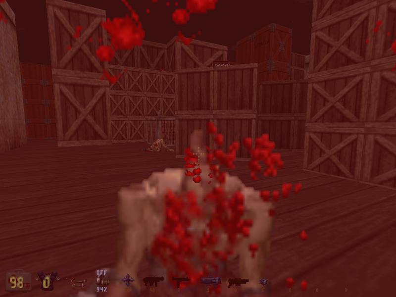 SWP (Windows), Blood