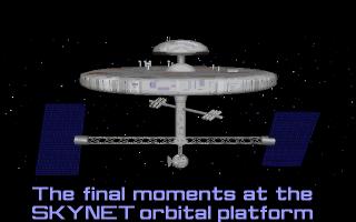 Intro, SkyNet Orbital Platform