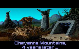 Intro, Cheyenne Mountains