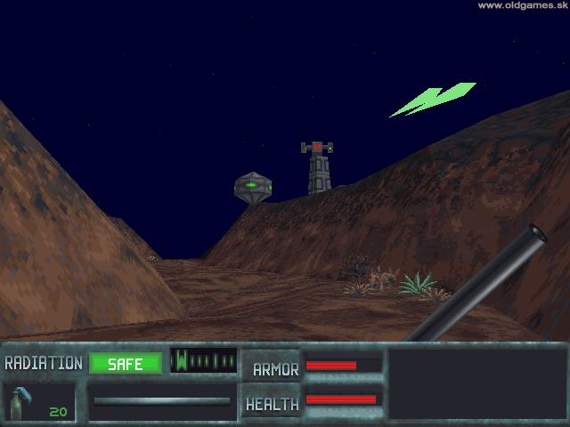 Start mission 1