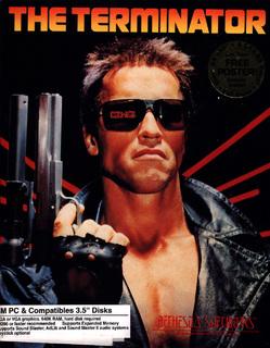 Terminator - Box scan - Front