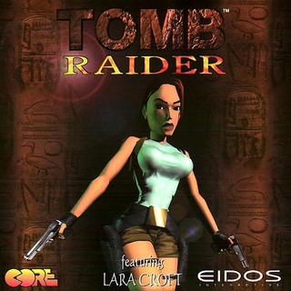 Tomb Raider - CD Sleeve