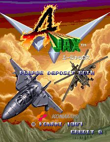 Arcade, Title - Ajax