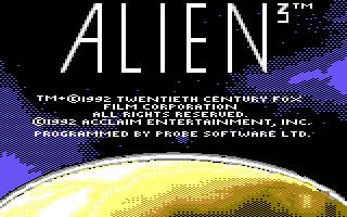 C64, Title