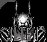 Play online - Alien 3 (Game Boy)