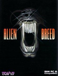 Alien Breed- Box scan - Front