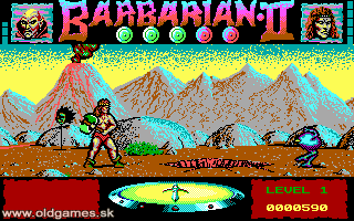 PC, Barbarian