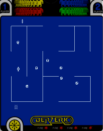 Vectrex, Gameplay (Overlay)