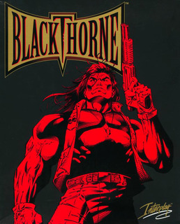 BlackThorne - Box scan - Front