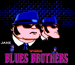Play online Blues Brothers for NES
