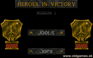 DOS, Heroes in Victory