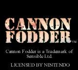 Game Boy Color, Title