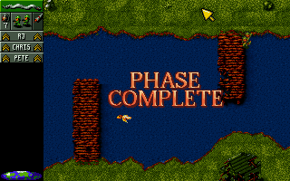 DOS, Phase Complete