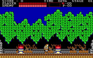 PC DOS, Gameplay - start