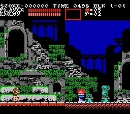NES, Start the Game