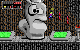 Commander Keen 4: Secret of the Oracle -