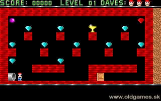 PC DOS (VGA 1990), Level 1