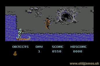 C64, river Styx
