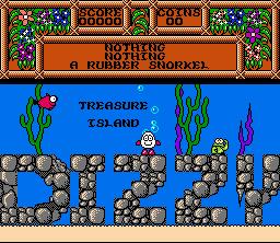 NES, Title