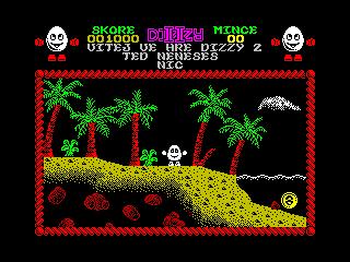 ZX Spectrum - CZ verzia