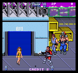 Arcade, Intro