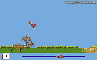 Amiga, Fly / Crash with McQuak