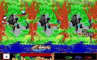 PC, Mission in Jungle