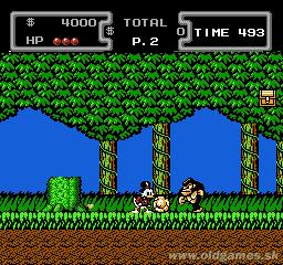 NES, Level 1 - The Amazon