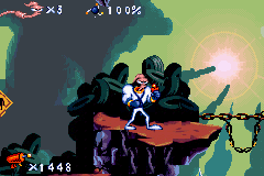 screenshot Gameplay