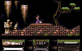 Commodore 64, Start game