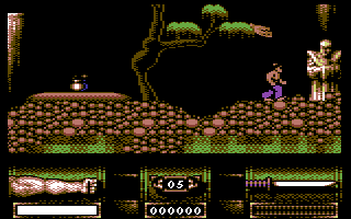Commodore 64, Gameplay