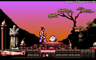 PC DOS, Start game...