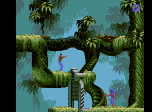 Amiga, Jungle