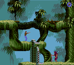 Mega Drive, Jungle