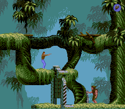 SNES, Jungle