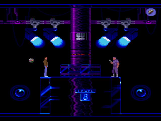 Sega Genesis - Level 3