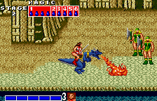 WonderSwan - Blue Dragon