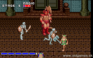Golden Axe - PC DOS, Death Adder