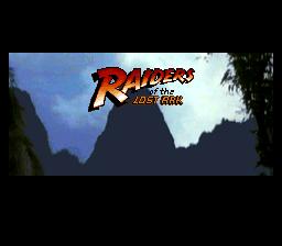 SNES, Raiders of the Lost Ark