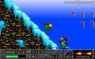 Jazz Jackrabbit: Holiday Hare 1994 -