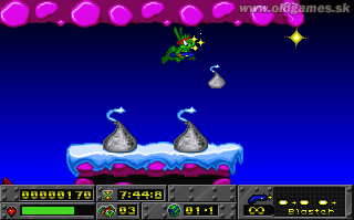 Jazz Jackrabbit: Holiday Hare 1995 -