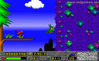 Jazz Jackrabbit -