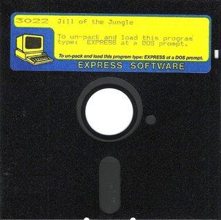 Express Software release - Floppy disk 5,25