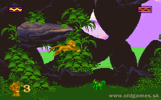 Lion King, The - PC DOS