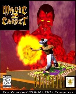 Magic Carpet 2, Box scan - Front