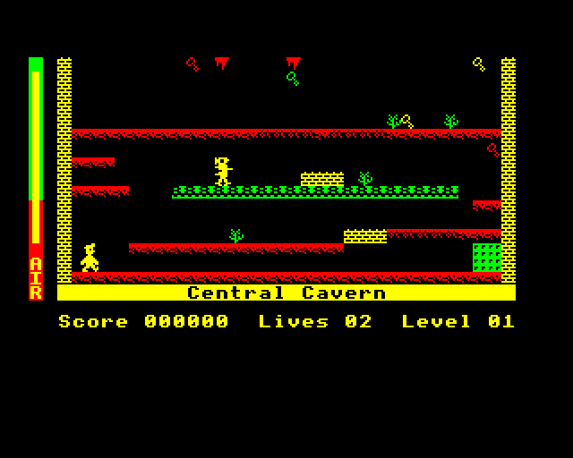 BBC Micro, Central Cavern