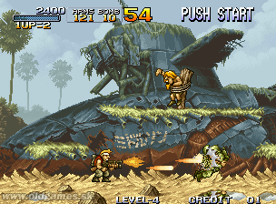 Metal Slug: Super Vehicle - 001 -