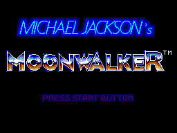 Master System, Title