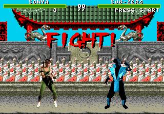 Genesis, Fight!