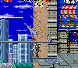 Ninja Gaiden - Arcade - Shadow Warriors